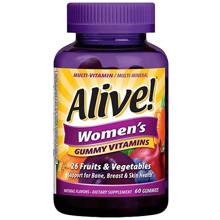 Vivant! Femmes Gummy Vitamines, 60 count