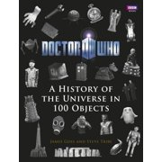 Doctor Who : A History of the Universe in 100 Objects