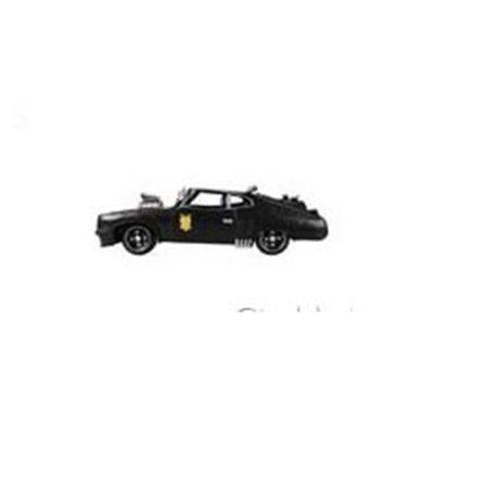 1973 Mad Max V8 Interceptor Model - Multicolor (Mad Max Last Of The V8 Interceptors)