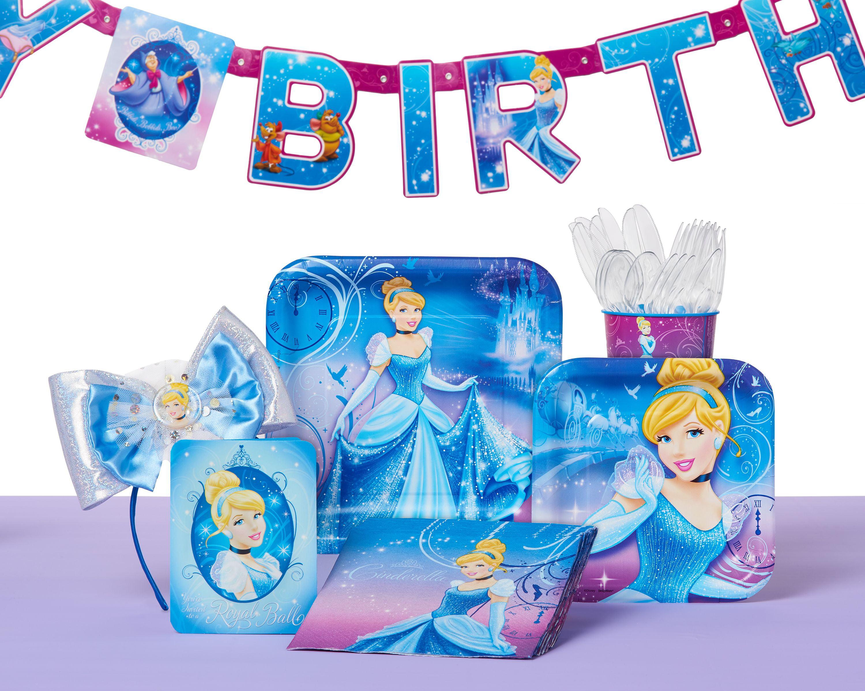Cinderella Party Supplies - Walmart.com