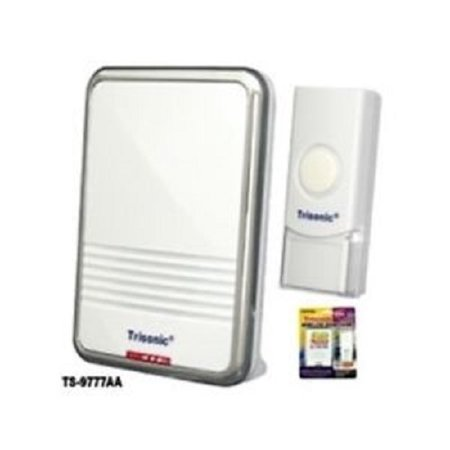 Musical Doorbell (Trisonic Wireless Digital Door Chime 36 Musical Melodies )