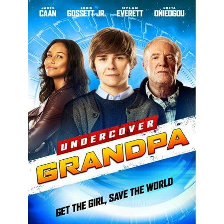 Undercover Grandpa](Angry Grandpa Show Halloween)