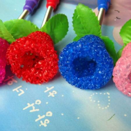 Fairies Stick (Children Flash Stick Light Magic Fairy Granule Wand with Spring Stick as Hallowmas Gift - Random Color)