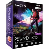 Cyberlink Powerdirector 17 Ultimate Ultimate Video Editing