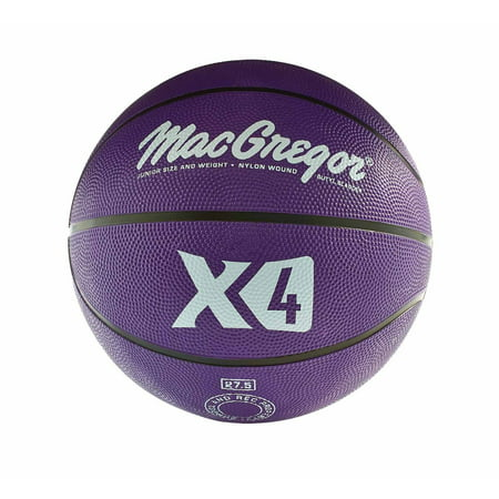 MacGregor® Multicolor Basketball Official Size 29.5