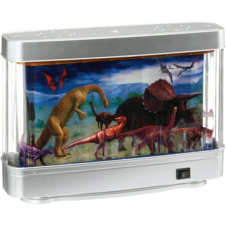 Design Solutions International Inc Dinosaur World Motion Lamp