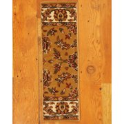 Natural Area Rugs Sydney Gold Classic Persian Stair Tread (Set of 13)
