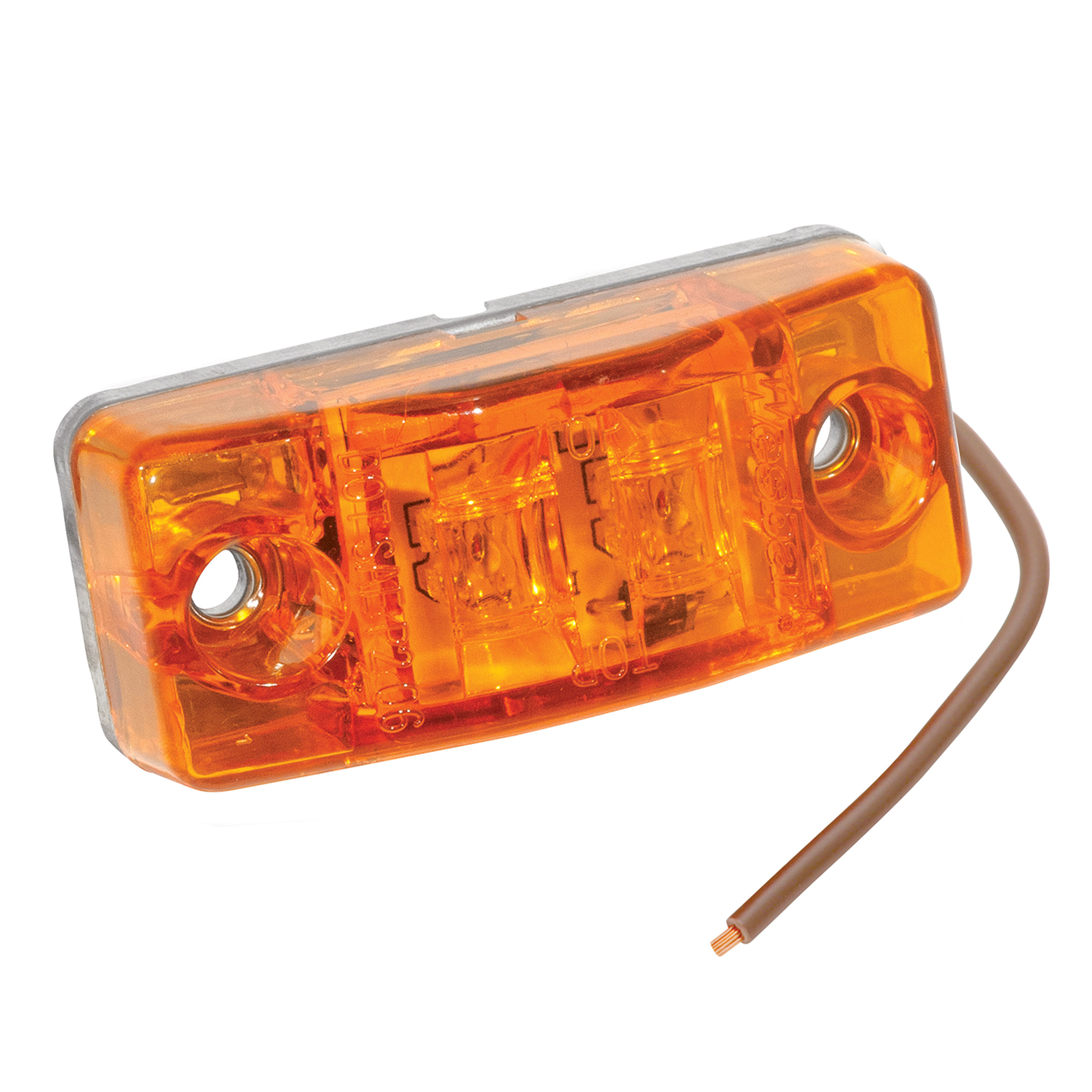 Bargman 42-99-401 LED Clearance Light #99 - Red