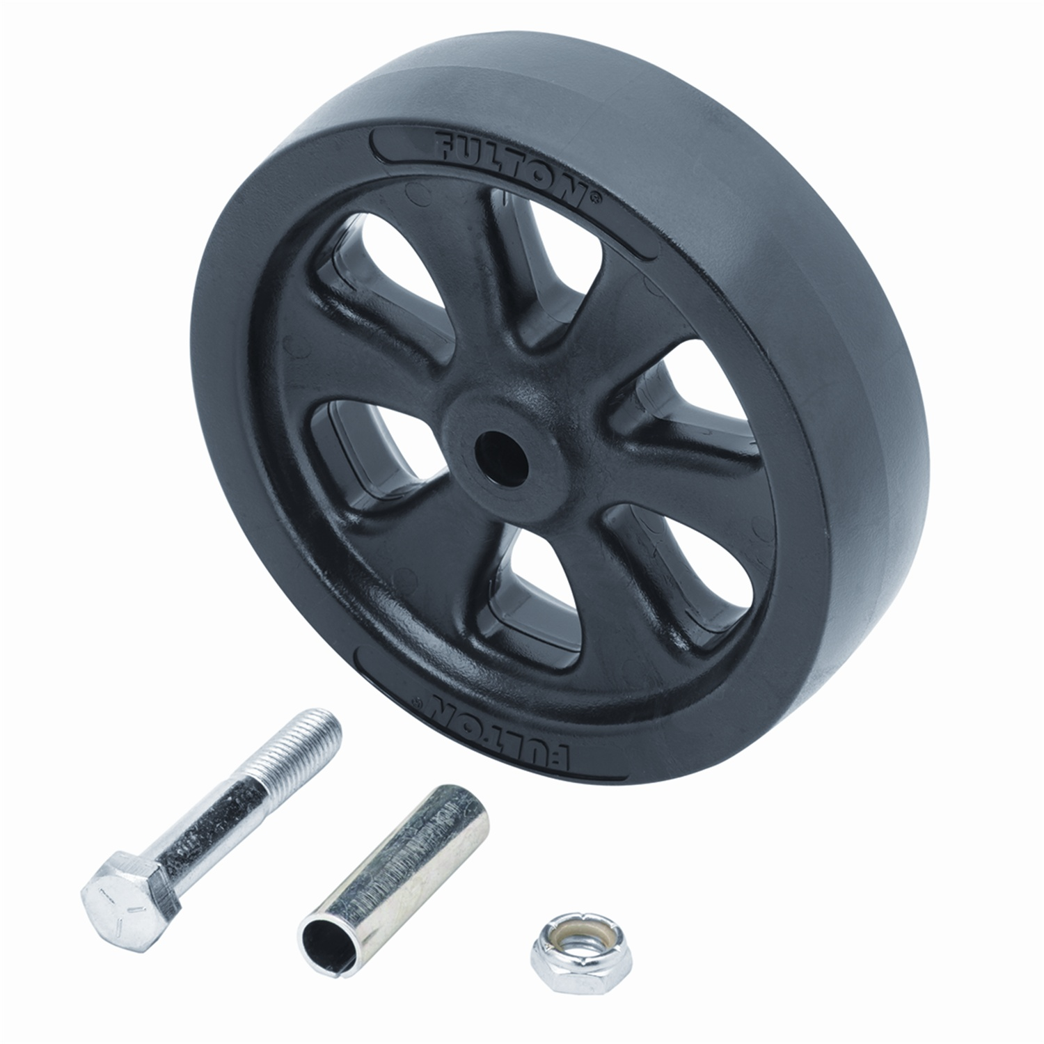 "Fulton 0933323S00 Wheel Kit - 8"" Wide 8"" Wide"