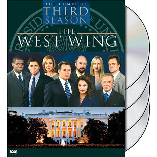 The West Wing: The Complete Third Season (Widescreen)