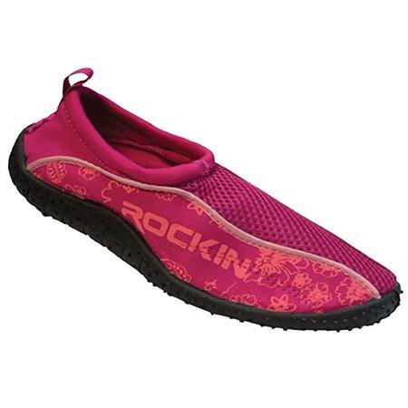 18df86dc1b5 Rockin - Rockin Footwear Women s Water Shoes Aqua Socks