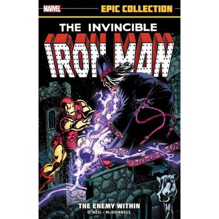 Iron Man Epic Collection 10: The Enemy Within by