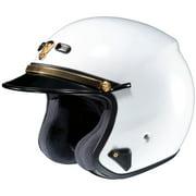 Shoei RJ Plantinum-R LE Helmet, White, Size:LG