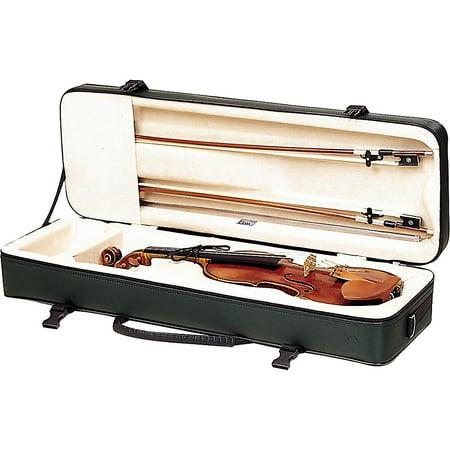 Bam Classic Violin Case 4/4 Black - Flintstone Bam Bam