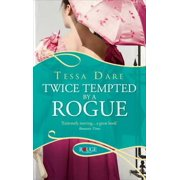 Twice Tempted by a Rogue : A Rouge Regency Romance