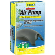 Tetra Whisper Air Pump for Aquariums 30 to 60 Gallons