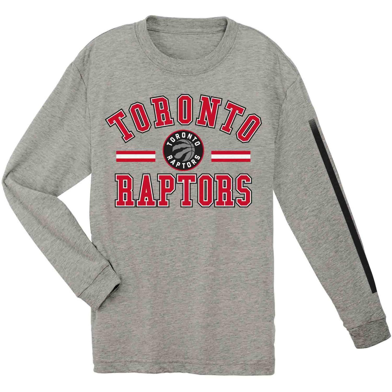 NBA Toronto Raptors Youth Team Long Sleeve Tee
