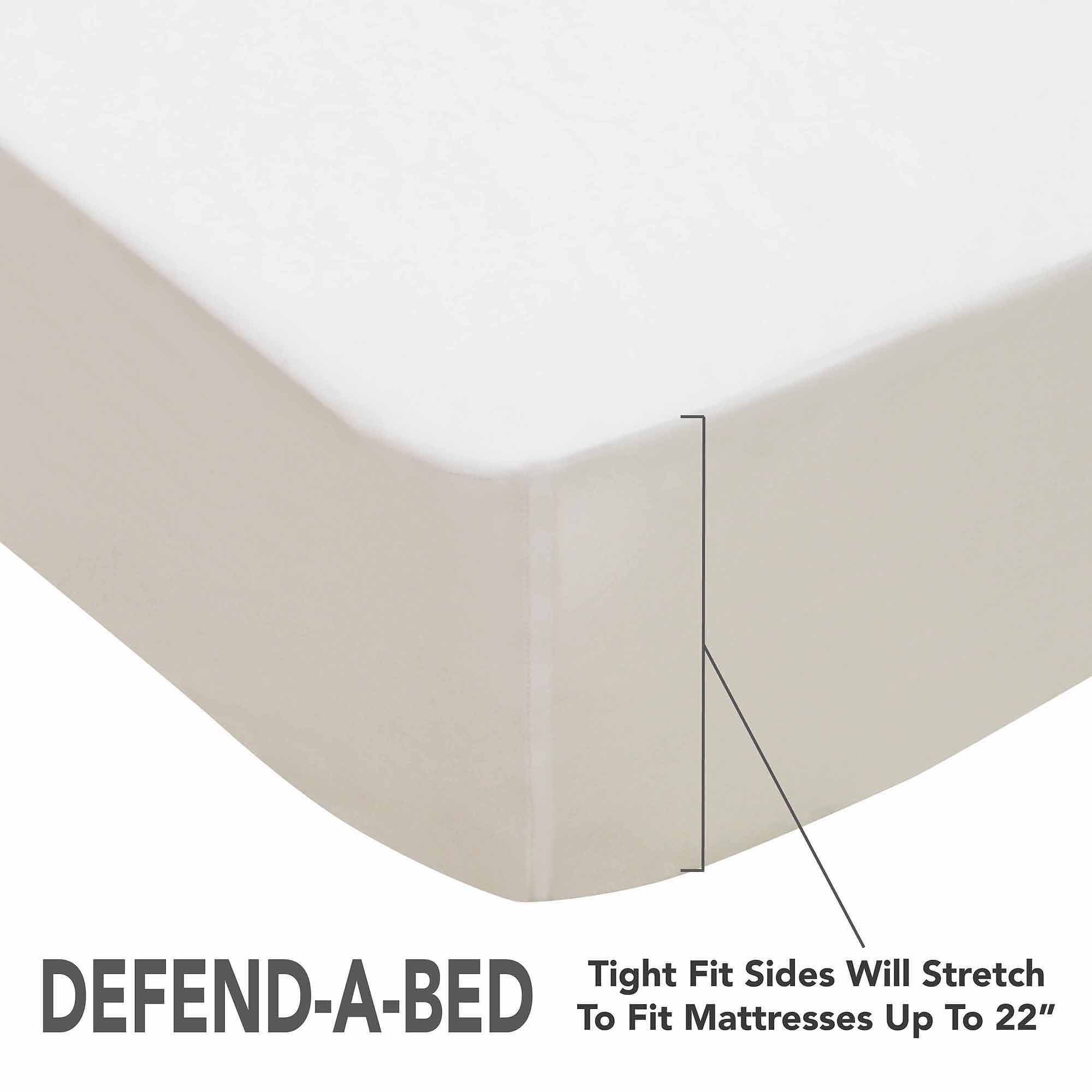k textiles pillow king gb cm rugs protector protectors art rt mattress products en waterproof ikea g