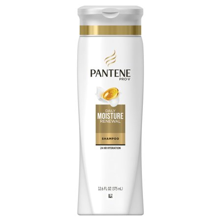 Pro Moisture - Pantene Pro-V Daily Moisture Renewal Shampoo, 12.6 fl oz