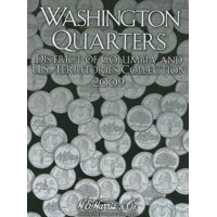Washington Quarters: Washington Quarters Vol. III 2009: D.C. and Territories (Other)