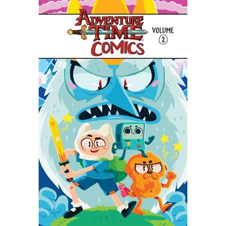 Adventure Time Comics Vol. 2 ()