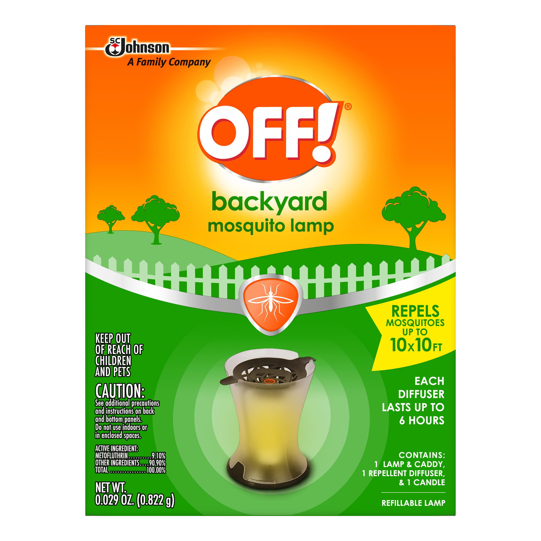 OFF! Mosquito Repellent Lamp I, 1 ct