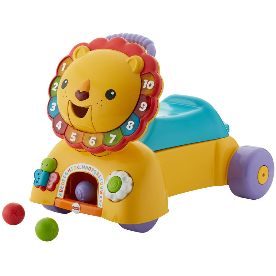 Fisher Price 3-in-1 Stride to Ride Lion by Fisher-Price