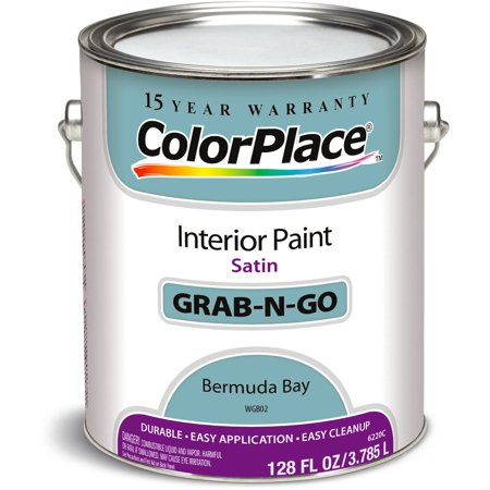 Colorplace Bermuda Bay St Interior Paint 1 Gallon