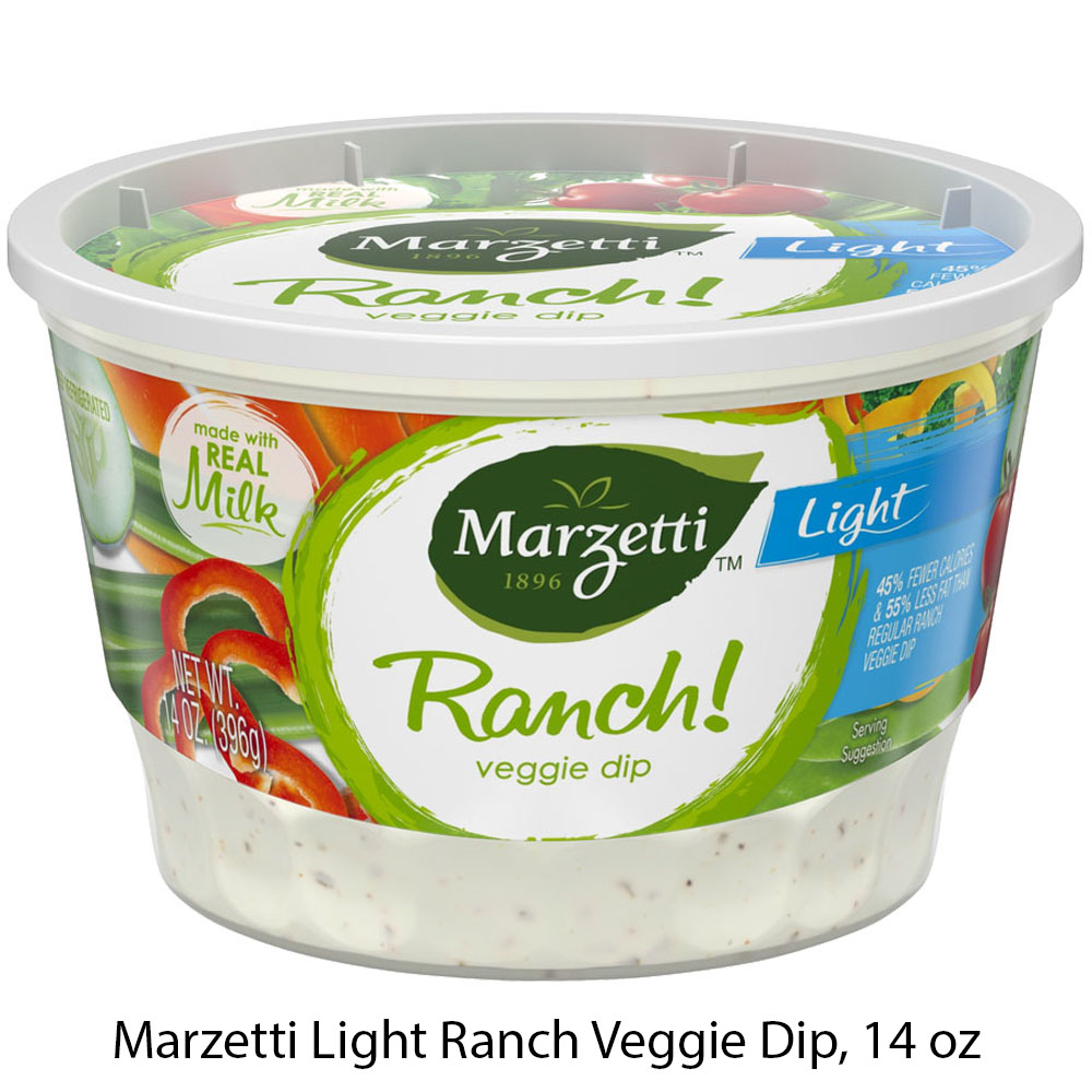 Marzetti Light Ranch Veggie Dip, 14 oz