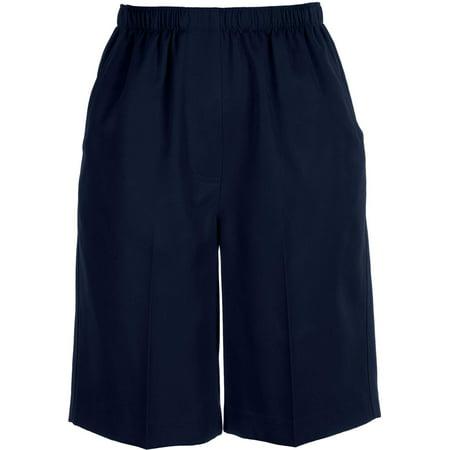 Alia Plus Microfiber Bermuda Shorts 16W Short Classic Microfiber Shorts