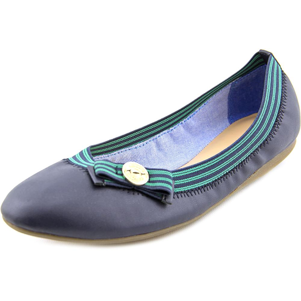 Tommy Hilfiger Cortnely Women  Round Toe Synthetic  Flats