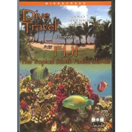 Fiji - the Tropical South Pacific Islands (Blu-ray)