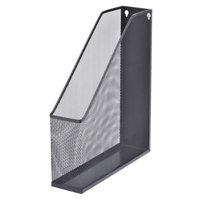 Buddy Products Single Wire Mesh Magazine File