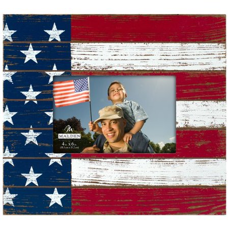 Malden American Flag Picture Frame - Walmart.com