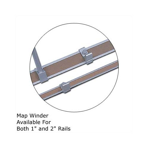 Marsh 10Map Rail Accessories - Map Winder (Set of 2)