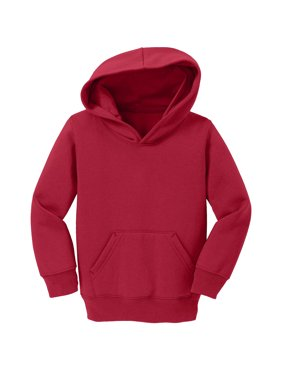 Precious Cargo Durable Toddler Pullover Hooded Sweatshirt