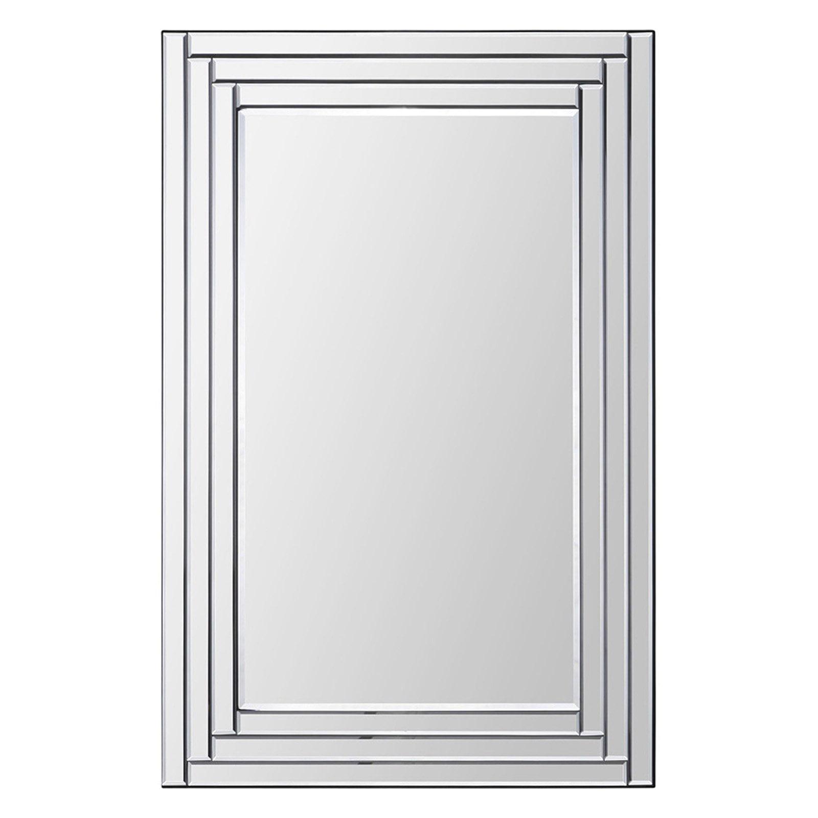 Ren-Wil Edessa Wall Mirror - 24W x 36H in.