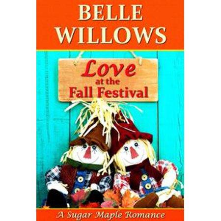 Love at the Fall Festival - eBook - Fall Festival Booth Ideas