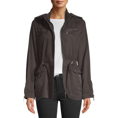 Max Jeans Women's Utility Jacket