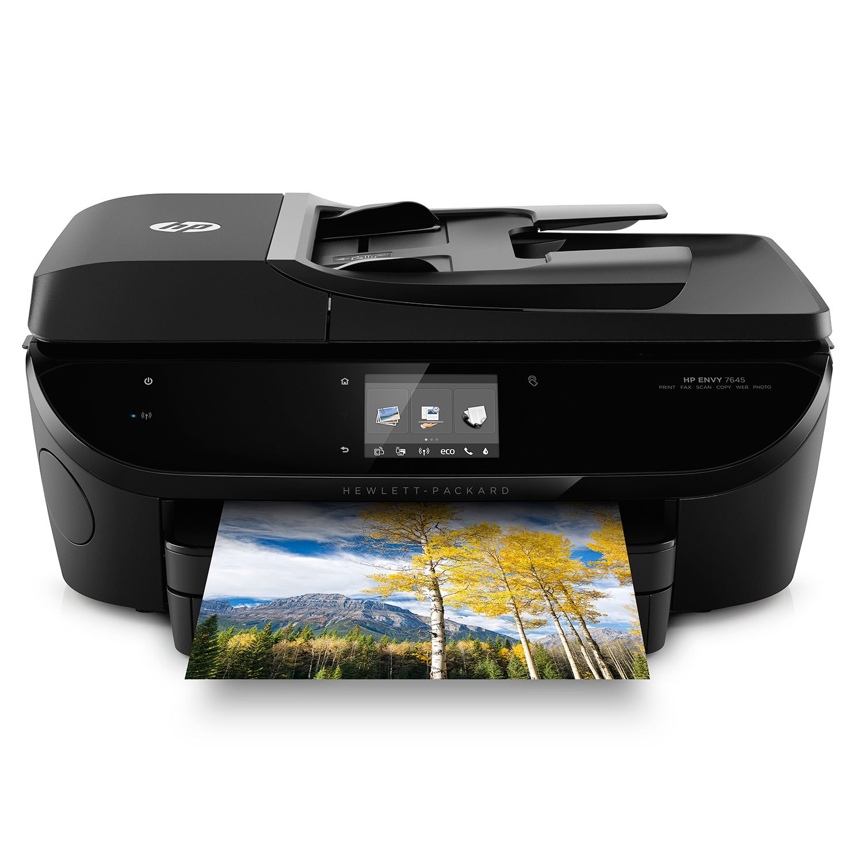 HP Envy 7645 e-All-in-One Printer