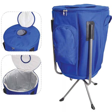 Image of Portable Ice Cooler with Stand