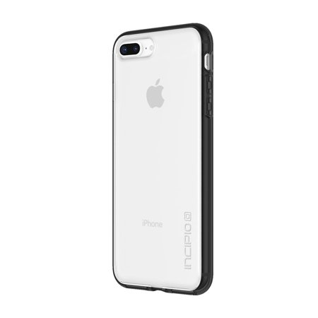 free shipping 05da1 49350 Incipio Octane Pure iPhone 8 Plus Case with Shock-Absorbing Bumper and  Clear Back Shell for iPhone 8 Plus -