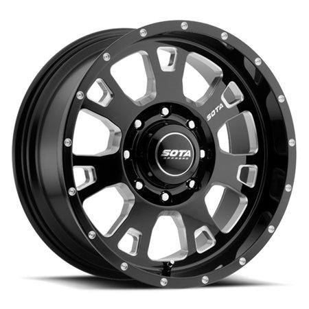 Sota Offroad 570DM-20997+00 Wheel BRAWL  - image 1 of 1