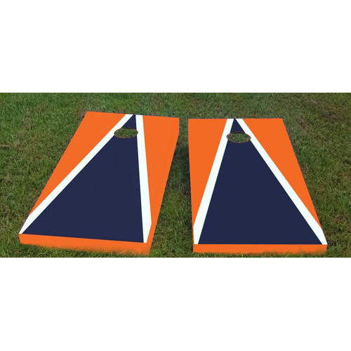 Custom Cornhole Boards Auburn Cornhole Game (Set of 2)