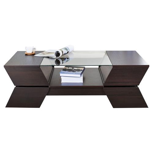 hokku designs matias coffee table - walmart