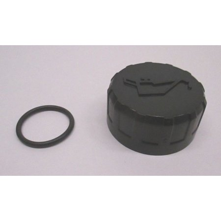 Genuine Kohler 25-755-13-S Oil Fill Cap Black Fits Command - S13 Sr20det Oil