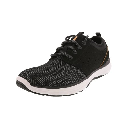Copper Fit Pro Women's Motion Lite Black Ankle-High Suede Fashion Sneaker - 8M ()