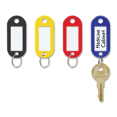 Steelmaster Key Tag with Label Window MMF201400647