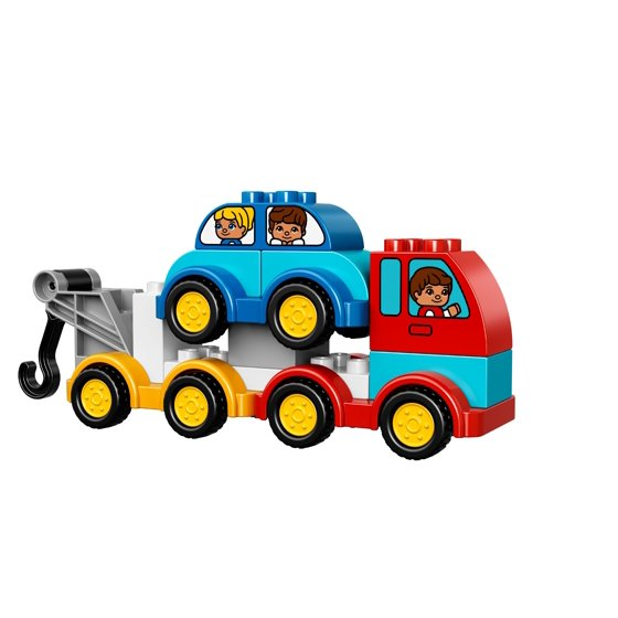 Lego Duplo My First My First Cars And Trucks 10816 Walmart Com