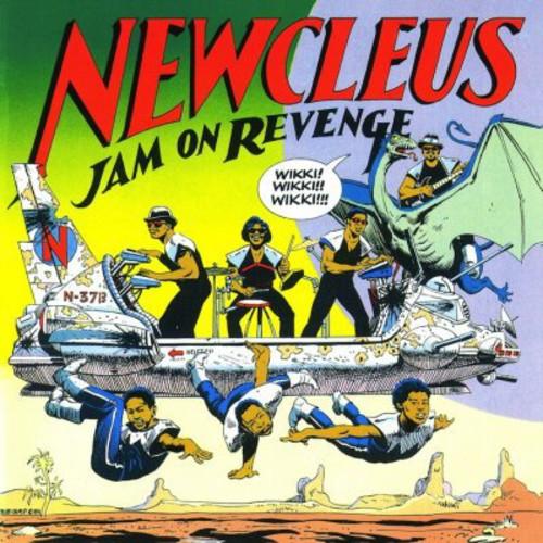 Jam on Revenge (CD)